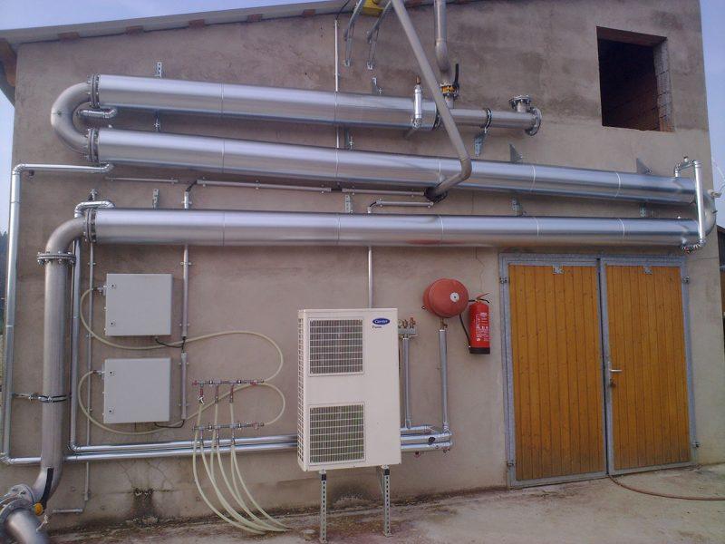 Kaeltedaemmung-Gaskuehlung-im-Aussenbereich